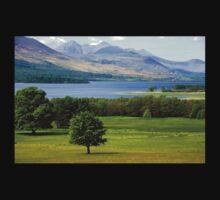 Lakes Of Killarney - Killarney National Park - Ireland One Piece - Short Sleeve