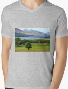 Lakes Of Killarney - Killarney National Park - Ireland Mens V-Neck T-Shirt
