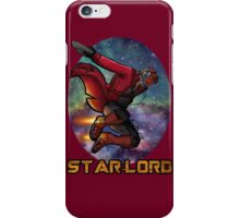 Guardians of the Galaxy-Starlord iPhone Case/Skin
