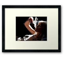 Smokin Joy 3 Framed Print
