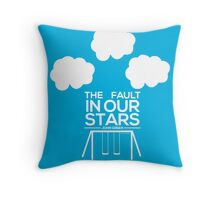 Swing Set TFIOS Throw Pillow
