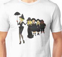 On Wednesdays We Wear Black Unisex T-Shirt