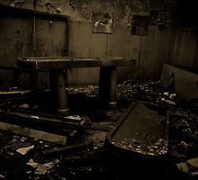 Ruchill hospital Morgue by MissyVix