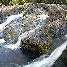 Mountain streams by Matthew Setright