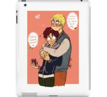 Happy New Year_APH iPad Case/Skin