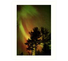 Aurora Borealis - The Northern Lights Art Print