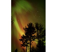 Aurora Borealis - The Northern Lights Photographic Print
