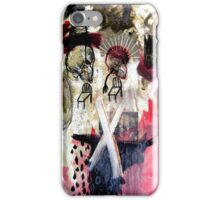 EL MISTERIOSO  Y DELIRANTE MENSAJE DE LA LETRA A (THE MYSTERIOUS AND DELIRIOUS MESSAGE FROM THE LETTER A) iPhone Case/Skin