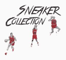 Sneakers Collection  One Piece - Short Sleeve