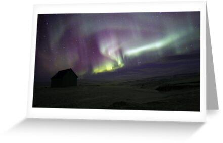 Iceland Aurora by Phil Hart