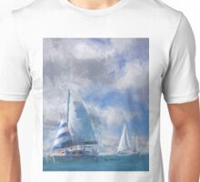 Sailing In the Gulf Unisex T-Shirt