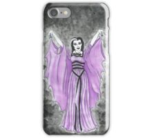 Lily Munster, Countess of Shroudshire iPhone Case/Skin