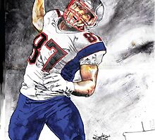 The UNSTOPPABLE Gronk by TruSoulMovement