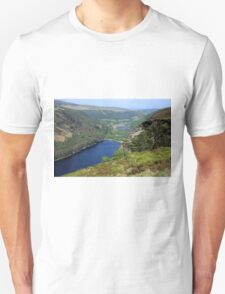 Wicklow Mountains  Unisex T-Shirt
