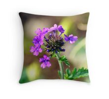 Missing Pieces Throw Pillow