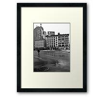 TRIBECA Film Framed Print