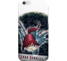 Fairy Tail - Erza Scarlet² iPhone Case/Skin
