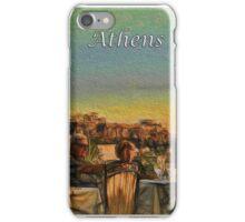 Ancient Athens Landmark iPhone Case/Skin