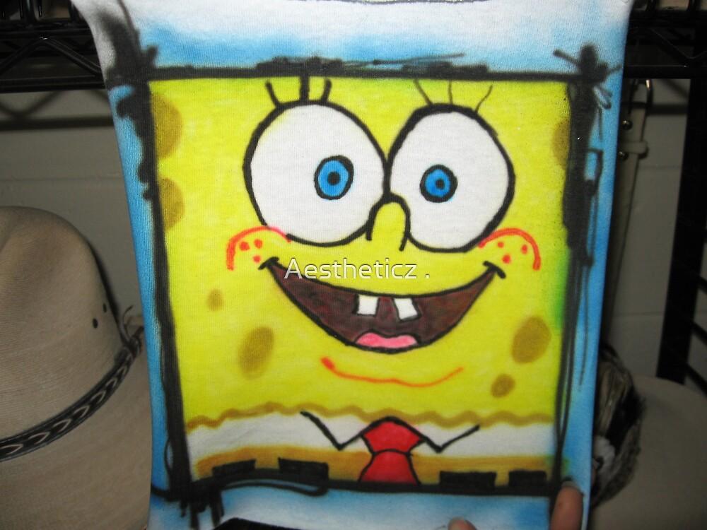 airbrushed bobby sponge by Aestheticz .
