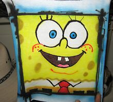 airbrushed bobby sponge by Aestheticz .