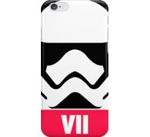 EPISODE 7 iPhone Case/Skin