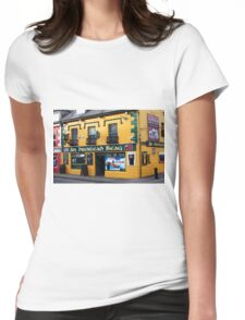 Dingle County Kerry Ireland Womens Fitted T-Shirt