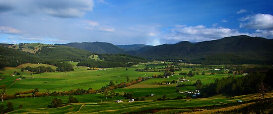 I Can See Forever... Gunns Plains by Rhana Griffin