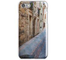 Quiet Street iPhone Case/Skin