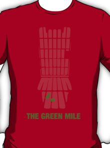 The Green Mile graphic design T-Shirt