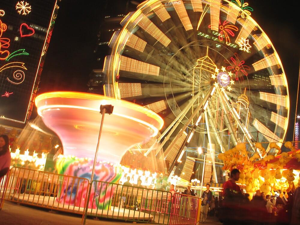 Carnival by Elaine Li