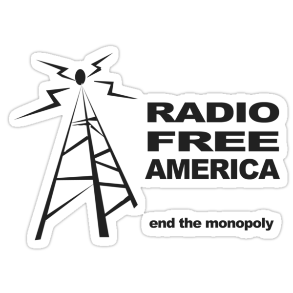 RADIO FREE AMERICA by loganhille