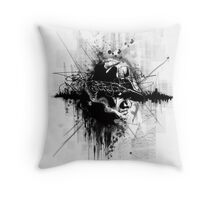 Biggie Smalls-Relax & Take Notes! Throw Pillow
