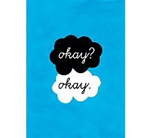 The Fault in Our Stars  Photographic Print