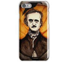 Quoth the raven, Nevermore  iPhone Case/Skin