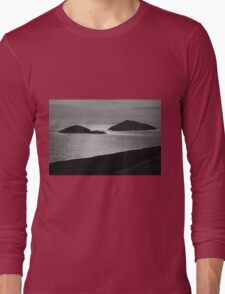 Deenish and Scariff Islands Long Sleeve T-Shirt