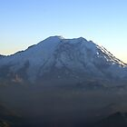 Mountains of the Pacific Northwest by Loisb