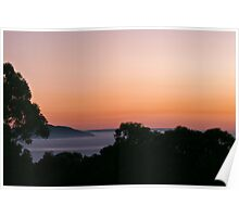 Pacific Sunrise  Poster