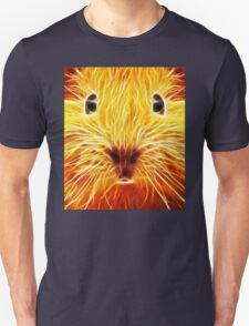 Fiery Mouse Unisex T-Shirt