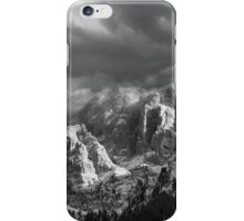 Misty Mountains Cold iPhone Case/Skin