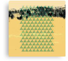 Digital Landscape #8 Canvas Print