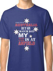 Liverpool Heart and Soul - Australia Classic T-Shirt