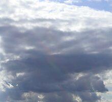 Big Sky Over Winnipeg 2 by Stephen Thomas