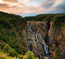 Barron Falls by Matt Halls