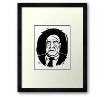 TOR JOHNSON Framed Print