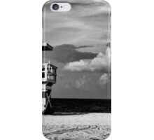 Miami Beach workout iPhone Case/Skin