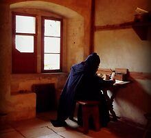 A Monk from the Past by Charmiene Maxwell-Batten