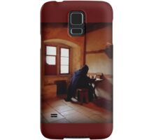 A Monk from the Past Samsung Galaxy Case/Skin