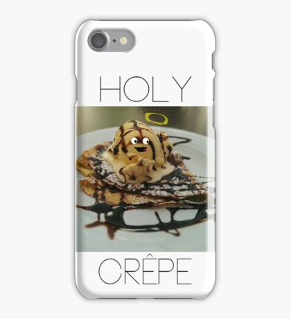 Holy Crêpe iPhone Case/Skin
