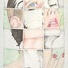 PSYCHO 1960 - 1998 by Dylan Mazziotti
