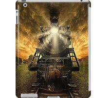 Night Train iPad Case/Skin